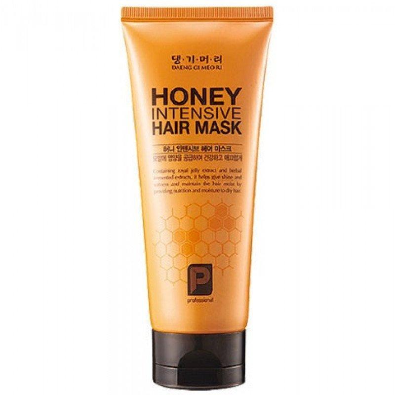 Маска для волос honey intensive hair mask отзывы